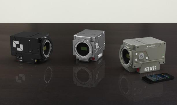 KineRAW Mini s35 Camera Plus a Monochrome Version Maybe By August: