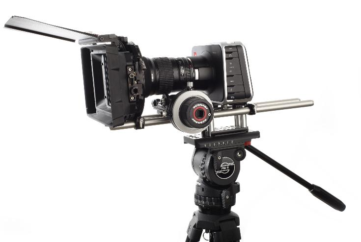 Shooting on the BMCC Then Sachtler Say Use the FSB 6 Fluid Head: