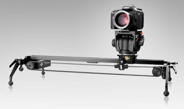 Cinevate Moco Motorized Camera Sliders Powered By DitoGear: