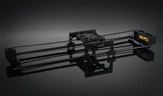 DitoGear Modulo Slider or Dolly It Is Modular and It Is All In One: