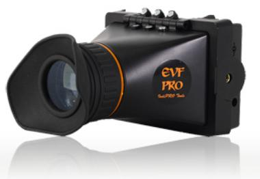 Check Out The First Affordable Electronic Viewfinder with HDMI Loop Through: