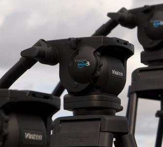 Vinten Vision Blue3 Tripod Head Announced: