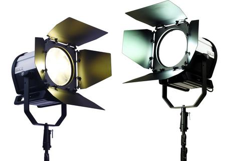 Litepanels Inca 12 & Sola 12