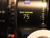 ARRI/ZEISS Master Anamorphic Lenses Price and Delivery Dates From NAB: