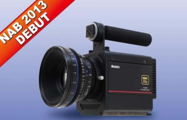 Astro Design 8K AH-4800 Camera