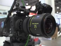 Carl Zeiss Lenses BTS Preparing Their Booth at NAB: