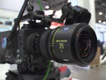 Carl Zeiss Lenses BTS Preparing Their Booth at NAB: