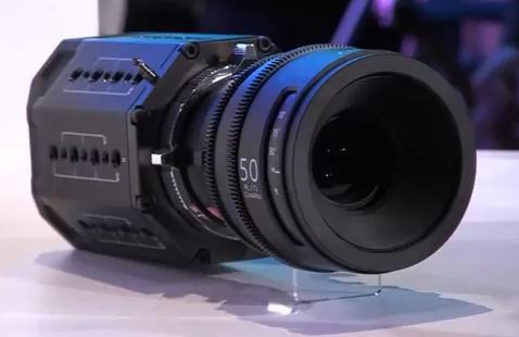 Sony Show a Concept Not Prototype 4K DSLR and Bread Box Camera at NAB: