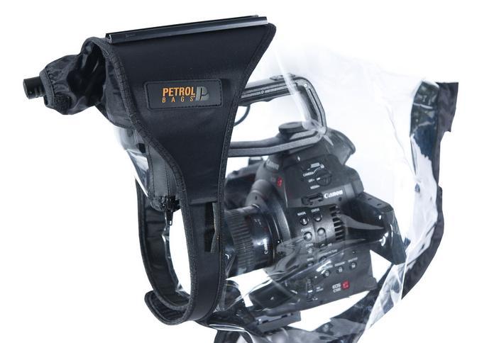 Petrol Bags Rain Cover For The Canon EOS C100 Camera: