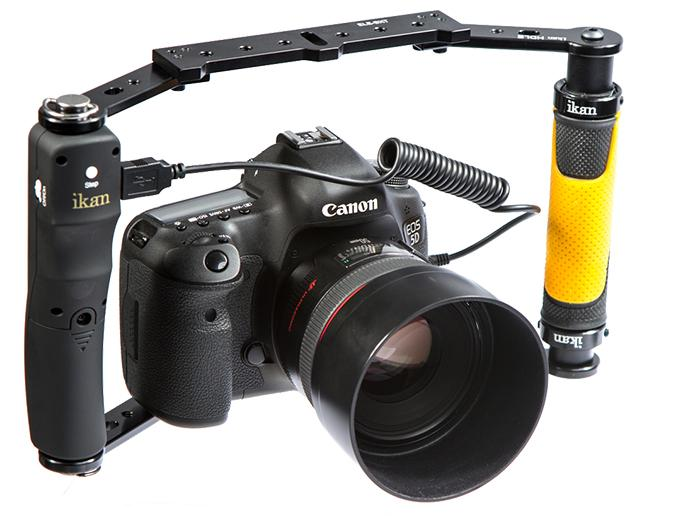 ikan Release That USB Control Grip For Your DSLR With a DragonFly Rig: