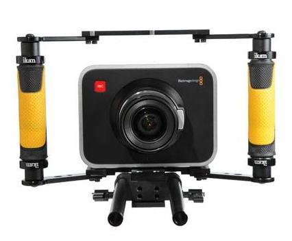 ikan BlackFly Cinema Camera Handheld Rig: