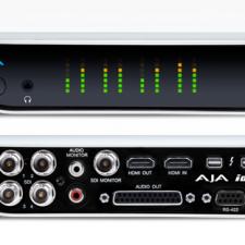 AJA Io 4K and UltraHD Capture and Playback for Mac and Windows Sneak Peek: