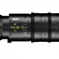 ARRI Ultra Wide Zoom UWZ 9.5-18/T2.9 Lens: