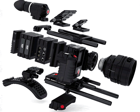 Market Report on the Global Digital Broadcast and Cinematography Cameras Market: