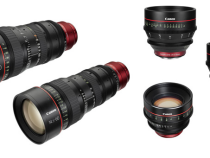 AbelCine is The First Official Partner To Join The New Canon Cinema Lens Service Partner Program: