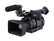 Panasonic AJ-PX270 Camera With AVC-ULTRA Recording and Built-In MicroP2 Card Slots: