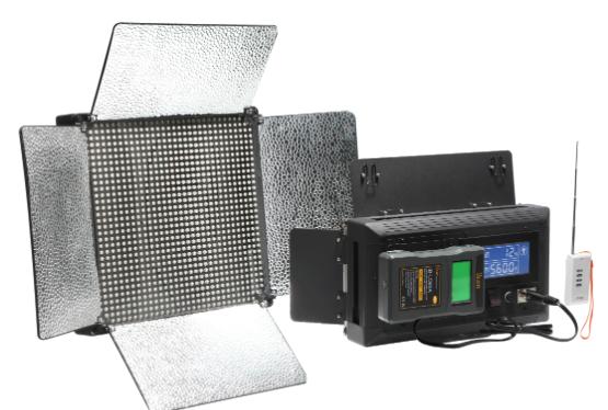 ikan ID500-v2 and ID1000-v2 LED Lights: