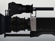 Apertus Axiom Open Module Concept, It is a 4K s35mm Global Shutter RAW Recording Camera: