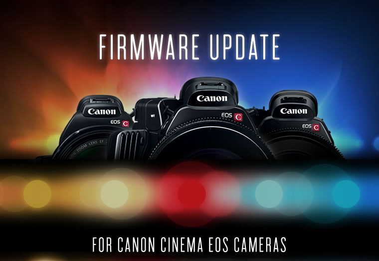 Canon EOS-1D C Camera Firmware Upgrade Adds LINE or MIC Audio Input: