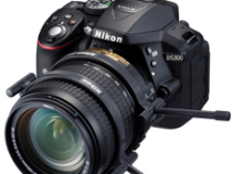 Nikon D5300 Camera With Built In Wi-Fi & a Zoom Focus Assist Lever: