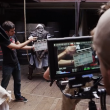 Corridor Digital BTS Assassin's Creed 4 Shooting With RED Cameras:
