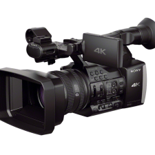 Sony Electronics Show Off Their FDR-AX1 4K Prosumer Camera: