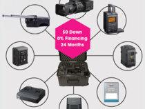 Sony NEXFS700 RAW Kit: 4K For Almost $24K: