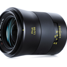 ZEISS Otus 55mm F1.4 Lens in Canon EF and Nikon F Mounts: