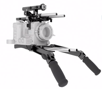 ARRI PCA for SONY PMW F5 F55 Camera Feature Tour: