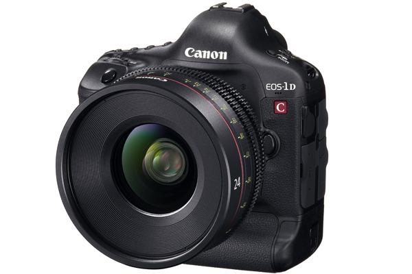 Canon EOS-1D C First DSLR Camera To Meet EBU HD Tier 1 ...