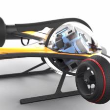 Espy ROV 360 Degree Camera Rig With 6 GoPro Cameras: