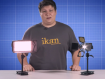 ikan On Camera Lighting Solutions: