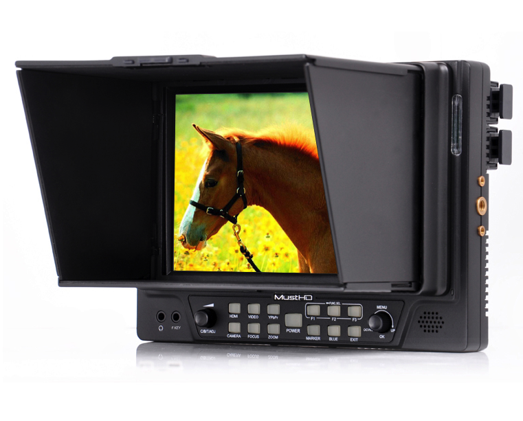 MustHD On-Camera Monitor Sale:
