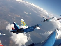 Unique Views From MiG Planes With Special GoPro Mounts: