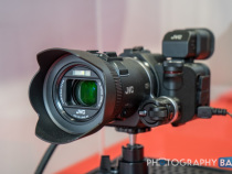 JVC 4K Camcorder at CES 2014 is a Modified PX100 For 2K: