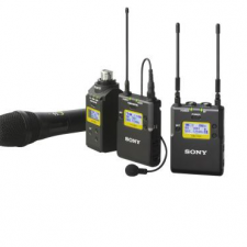 Sony UWP-D Wireless Microphone Series: