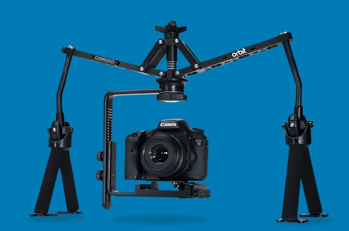 Comodo Orbit Camera Rig Drops in Under 10 Days: