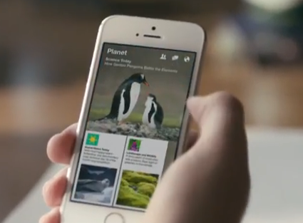 Facebook Uses RED Epic Camera to Shoot New Paper App: