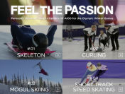 5 Panasonic POV Videos of  Sochi Olympic Events Shot With the HX-A100 Camera: