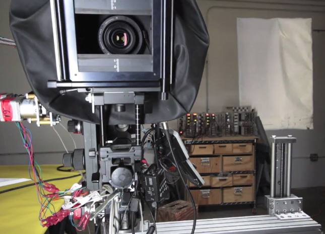 Absolute Monster XXL Motion Control Rig Does 8 Axis:
