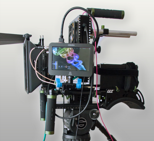 First Footage Recorded With The 4K Axiom Alpha Prototype Camera: