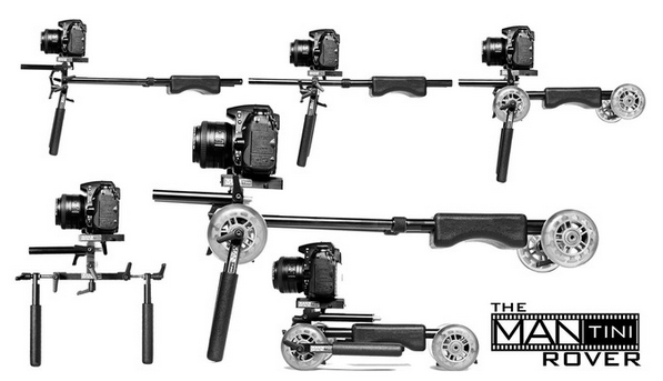 If You Think The Most Versatile Camera Rig Looks Familiar… It's Because It Is: