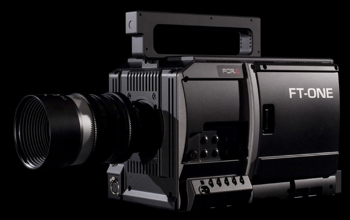 New Version of FOR-A FT-ONE 4K Variable Frame Rate Camera at NAB 2014: