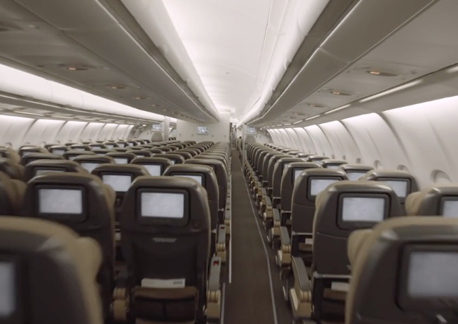 Single Take Look at a Swissair Airbus A330 with a 5D MKIII & Magic Lantern at 1080p25 RAW: