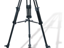 Sachtler Launches ENG 75/2 D HD 75mm Aluminium Tripod: