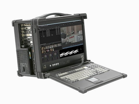 CORTEX CarryOn Portable All-in-One Dailies Solution at NAB 2014: