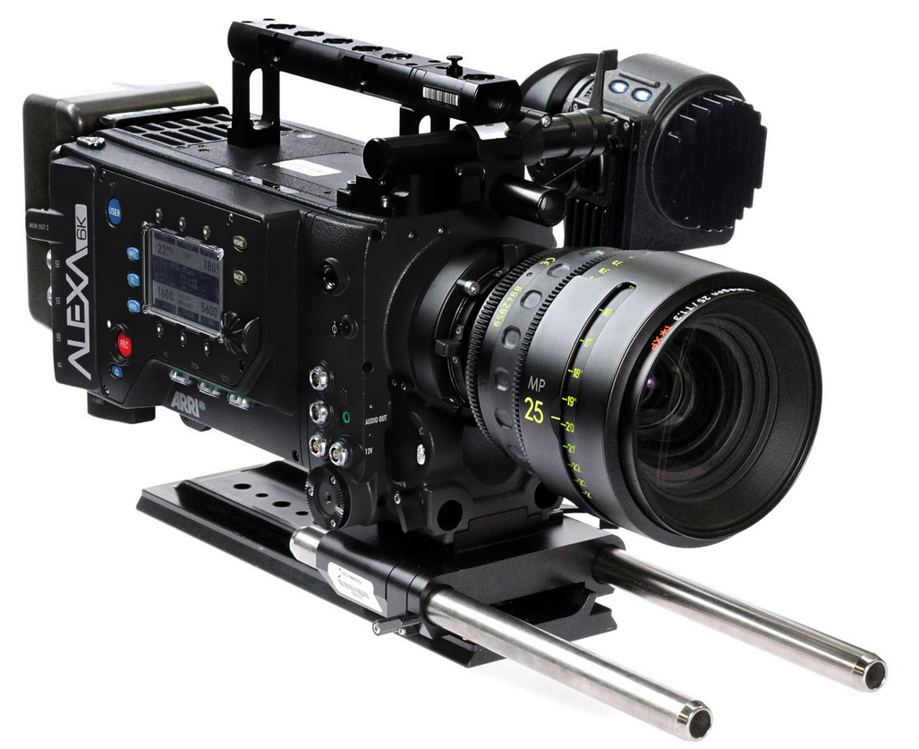 one bright spark claims to have the k arri picture specs what a fool