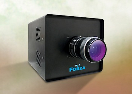 Forza 100+ Megapixels Camera With Customisable CMOS Sensor, Can do 200 MP at 60 fps: