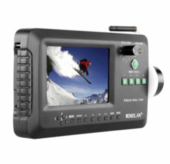 Wondlan at NAB With Wireless Monitor Follow Focus Controllers & Synthesis BMCC Camera Rigs: