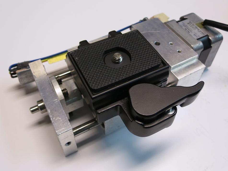 Interesting BTS of Building an Arduino based Motorized Camera Rig: